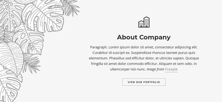 Editorial and graphic desig Website Builder Software