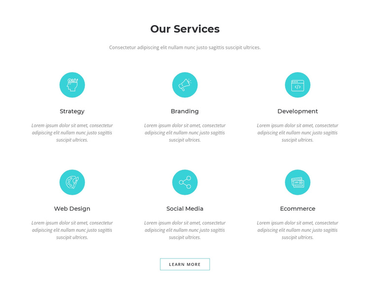 Digital marketing solutions Joomla Template