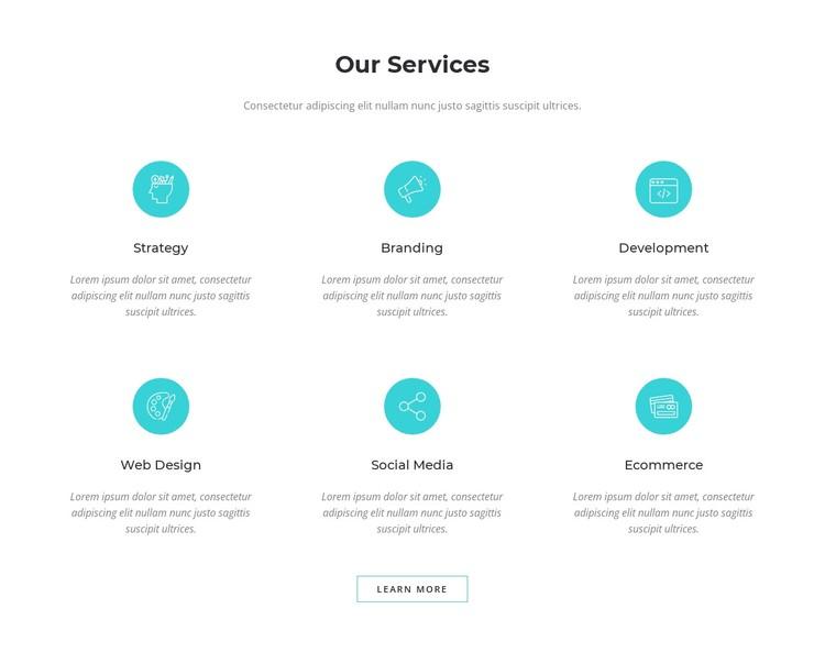 Digital marketing solutions Static Site Generator