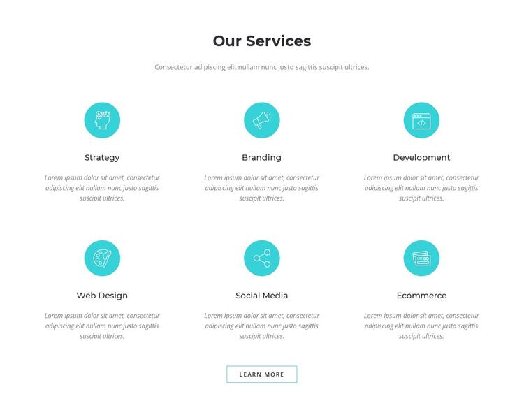 Digital marketing solutions Website Builder Software