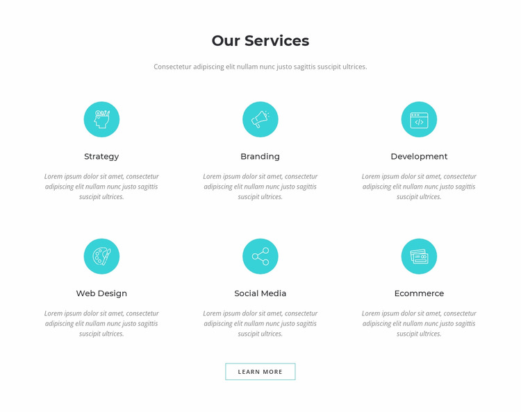 Digital marketing solutions WordPress Website Builder