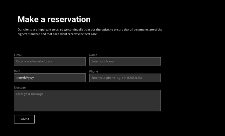 Make an order Joomla Page Builder