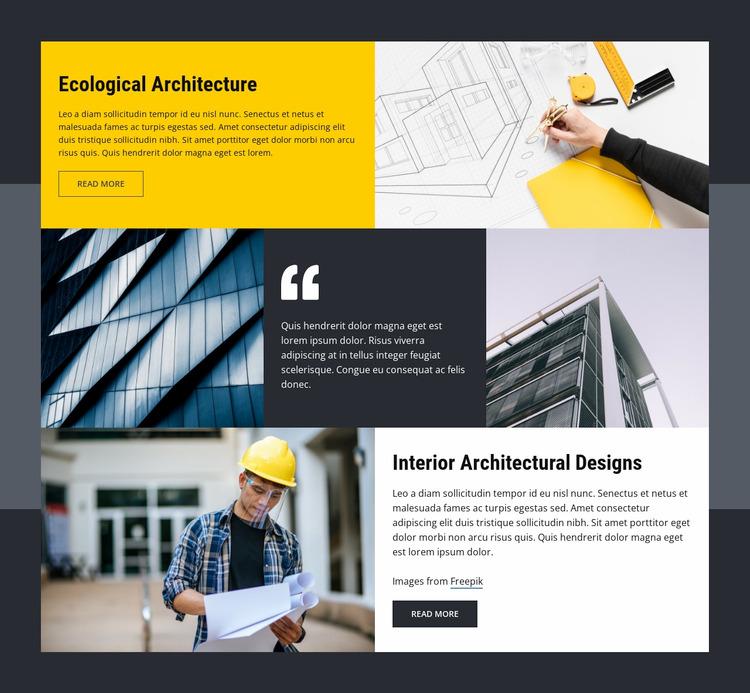 Applied innovative solutions WordPress Website Builder