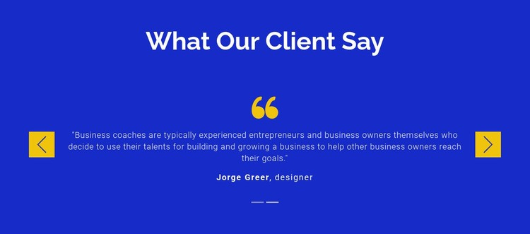 We value our clients Wysiwyg Editor Html