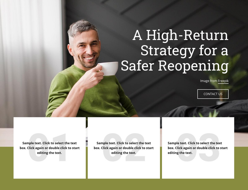 A Higth-Return Strategy Web Page Design