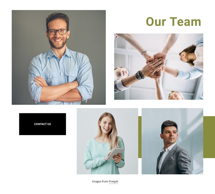 We are a sales-oriented agency Website Builder Software