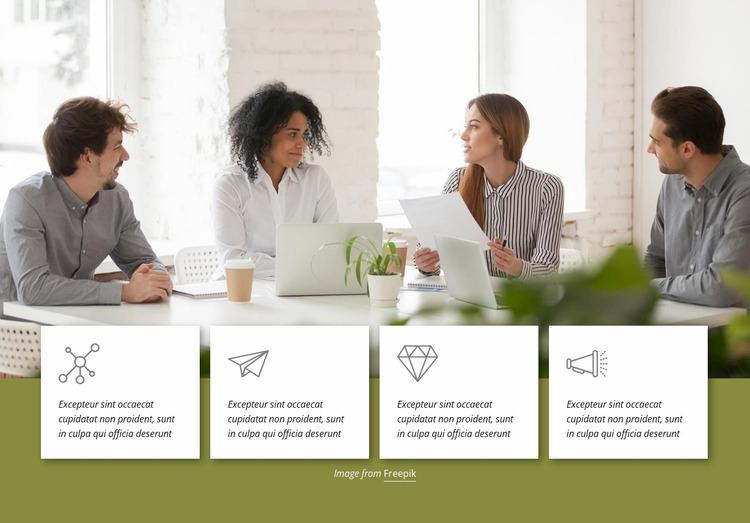 Our digital delivery platform Website Mockup
