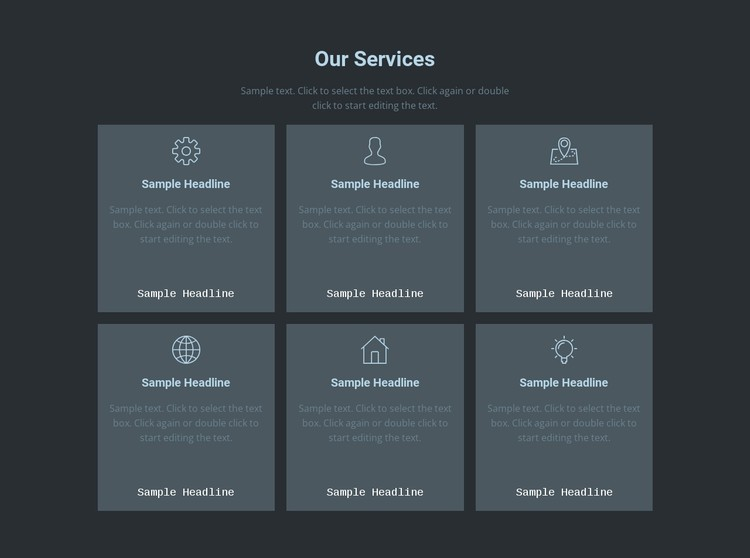 Our key offerings Static Site Generator