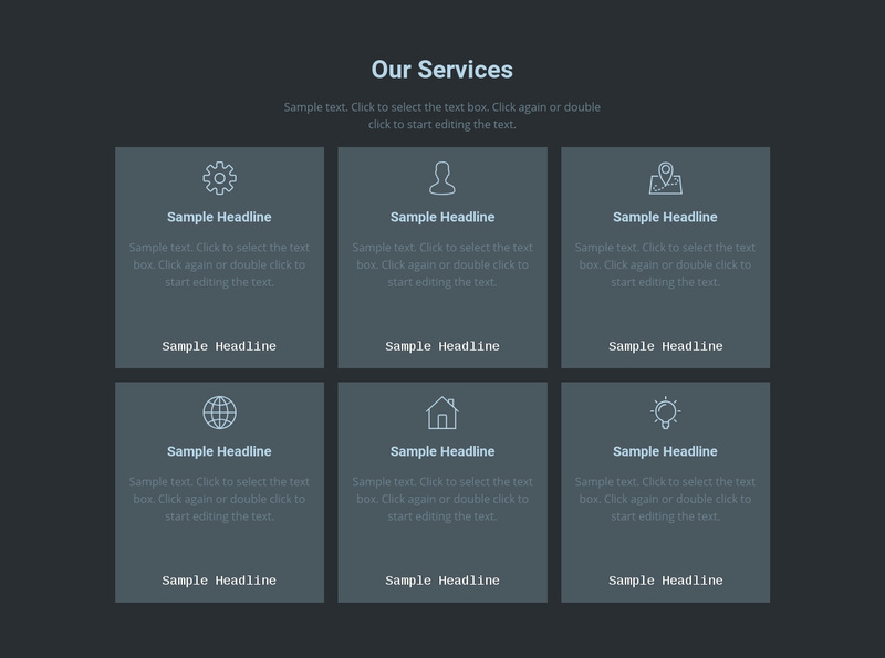 Our key offerings Web Page Design
