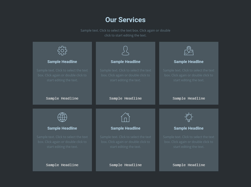 Our key offerings Web Page Designer