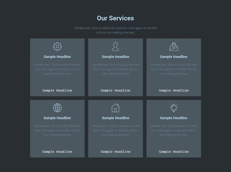 Our key offerings Website Builder Software