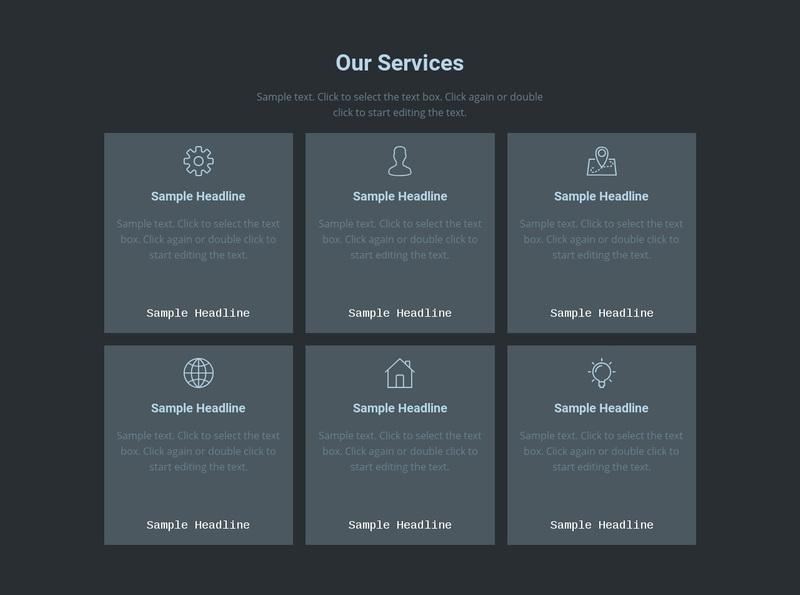 Our key offerings Website Creator