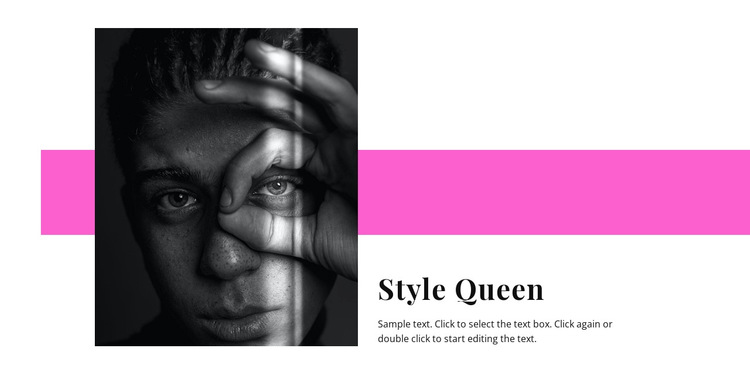 Style queen HTML5 Template