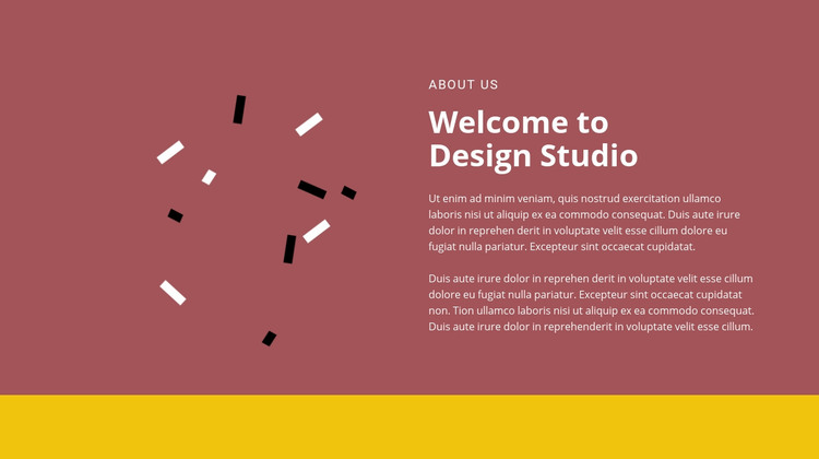 Welcome to design Homepage Design