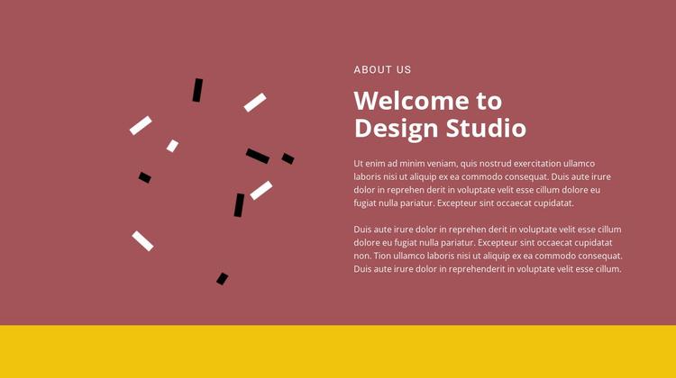 Welcome to design Html Website Builder
