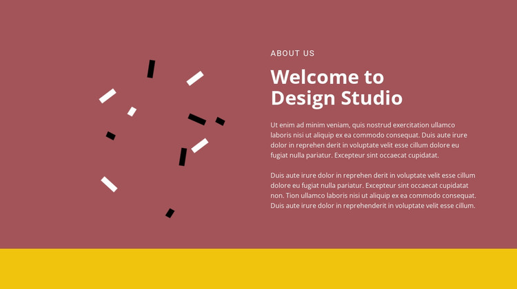 Welcome to design Web Design